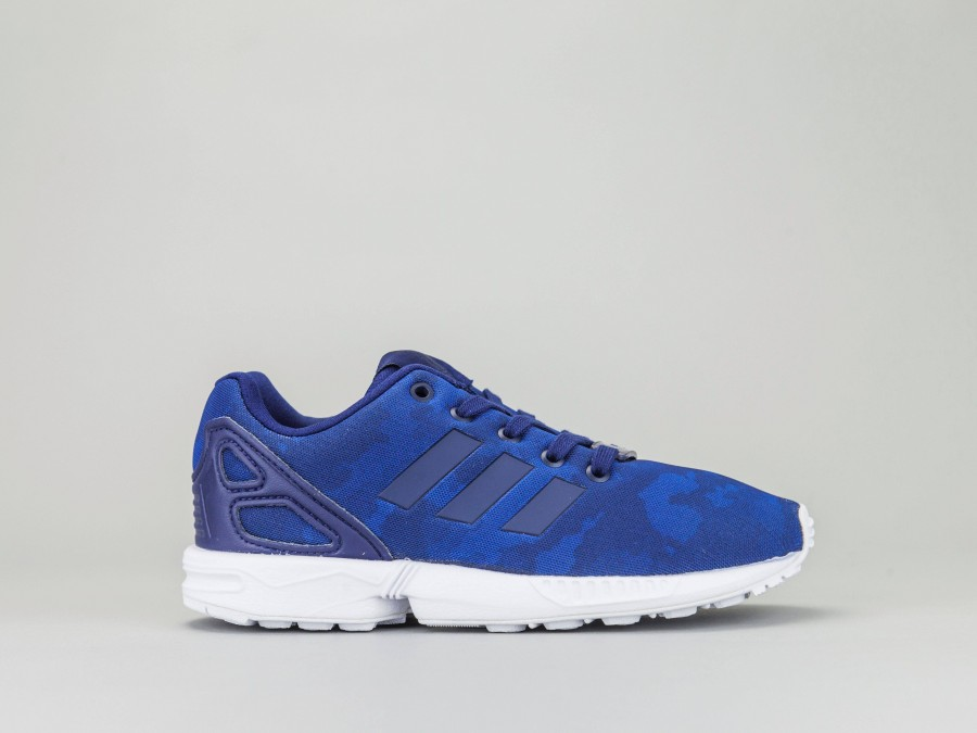 official photos 022e6 8acd8 ADIDAS ORIGINALS ZX FLUX C BB2426 Adidas Size Shoes 32 Color BLUE NAVY