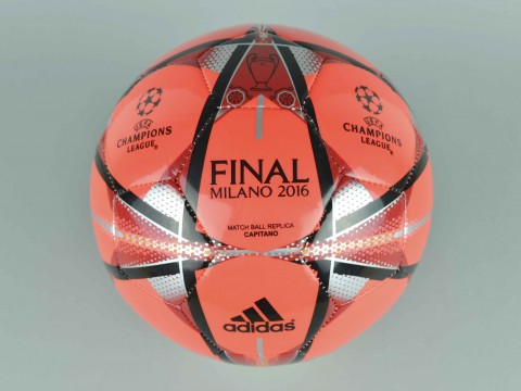 ADIDAS FINAL MILAN CAP BALL REPLICA FOOTBALL AC5490