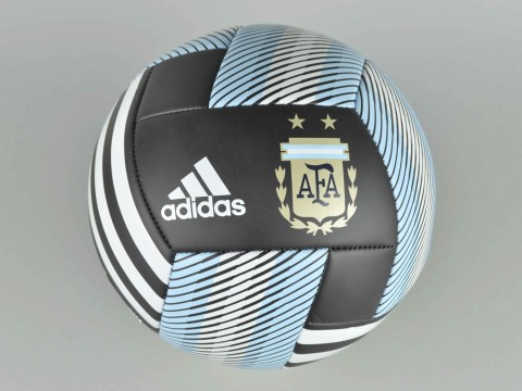 ADIDAS PERFORMANCE ARGENTINA BALL FOOTBALL CD8505