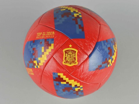 ADIDAS PERFORMANCE TELSTAR18 BALL FOOTBALL FIFA WORLD CUP 18 SPAIN CE9973