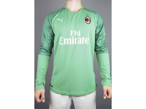 MILAN GOALKEEPER SHIRT ML GREEN Man 2019/20 756409-06
