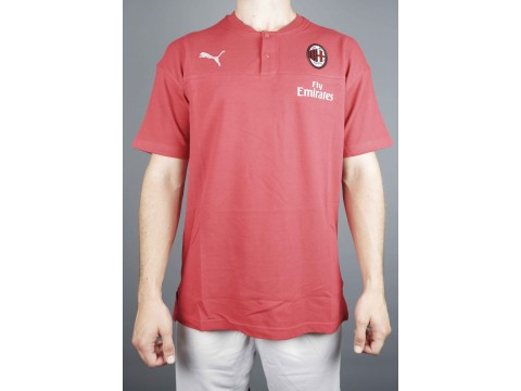 PUMA POLO AC MILAN CASUAL Man 756151-01