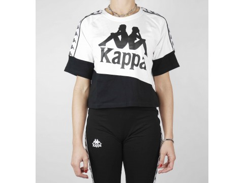 KAPPA JERSEY WITH BLACK LOGO Women 304NQ10-946