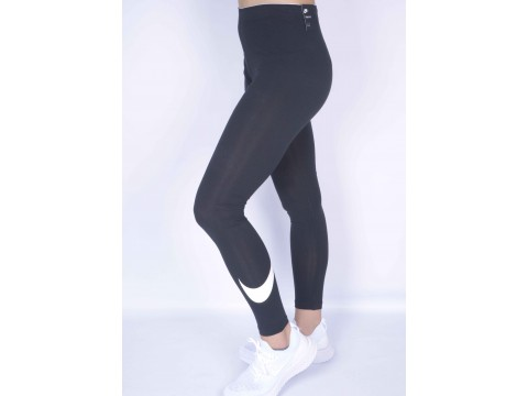 NIKE SPORTSWEAR LEGGINGS CLUB LOGO2 Woman 815997-010