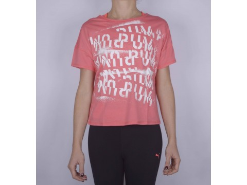 PUMA HIT FEEL IT TEE Donna 518319-01