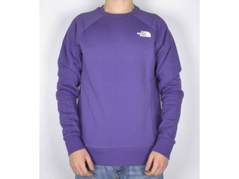 THE NORTH FACE SWEATSHIRT WITH PRINT BACK Man T93RZ2N5N