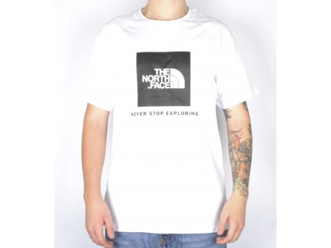 THE NORTH FACE T-SHIRT WITH PRINT Man T93BQOFN4