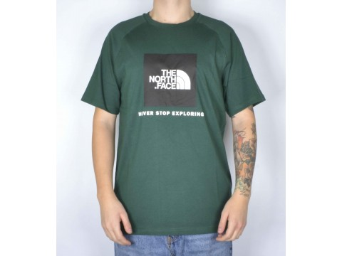 THE NORTH FACE T-SHIRT WITH PRINT Man T93BQON3P