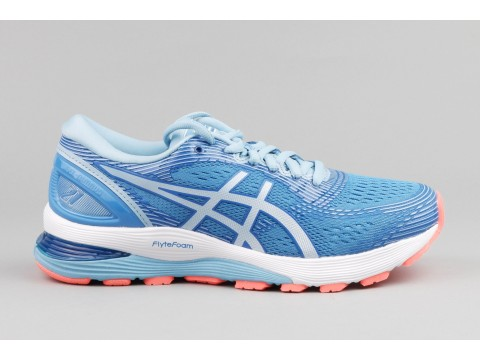 ASICS GEL NIMBUS 21 Woman 1012A156-400