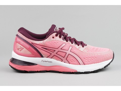 ASICS GEL NIMBUS 21 Woman 1012A156-700