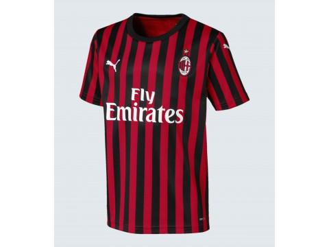PUMA JERSEY AC MILAN HOME Junior 755861-01