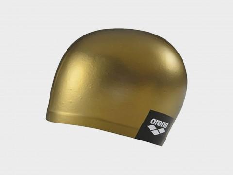 Arena Cuffia Logo Moulded Oro e Viola Unisex 001912100