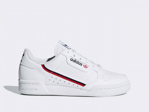 Adidas Originals Continental 80 J Girl F99787