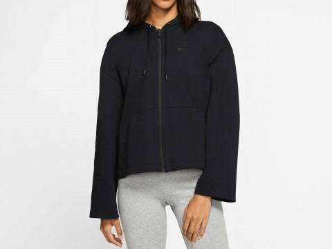 Nike Sportswear Felpa con cappuccio e zip Donna CJ3752-010