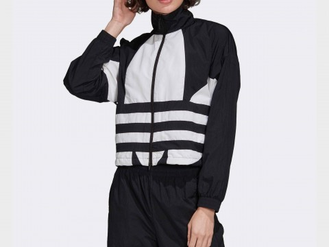 Adidas Originals Track Jacket Logo Woman FM2622