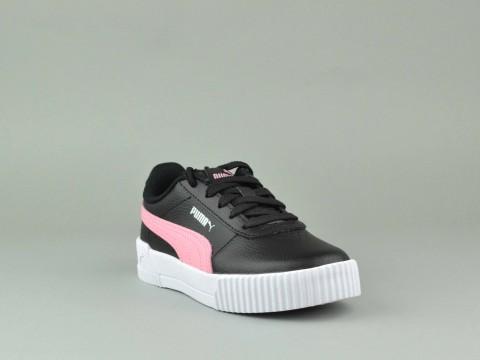 SCARPE PUMA CARINA L PS Bambina Sneakers Bimba Laccio 370678
