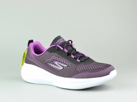 Skechers Go Run Fast Woman 15106 BKPR