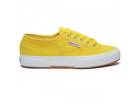 Superga 2750-COTU CLASSIC Yellow Woman S000010-176
