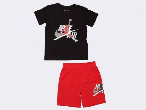 Jordan Jumpman Classic T-shirt & Shorts Infant 656941-R78