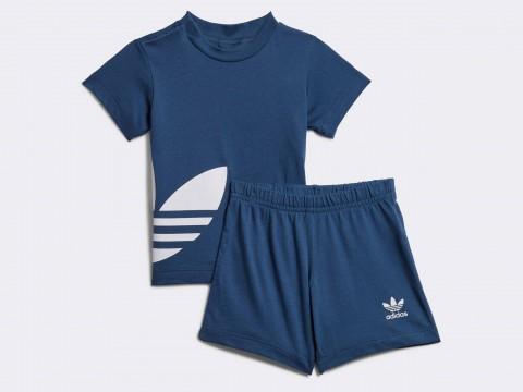 Adidas Originals Set Big Trefoil Infant FM5605