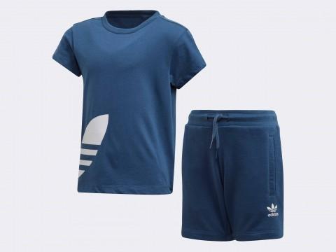 Adidas Originals Set Big Trefoil Kids FM5619