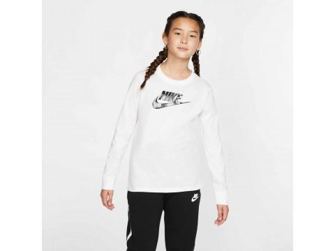 Nike T-shirt FUTURA Girl CI8295-100