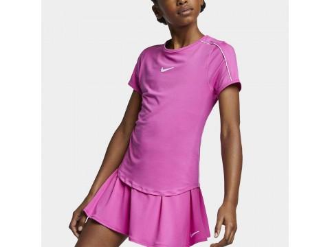 Nike T-shirt DRY TOP ACTIVE Bambina AR2348-623