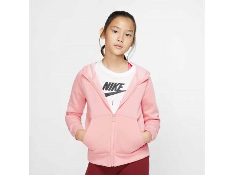 Nike Sportswear Hoodie FULL ZIP Girl BV2712-697