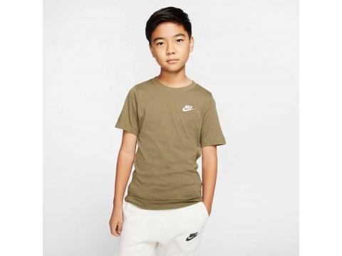 Nike T-shirt FUTURA Ragazzo AR5254-222