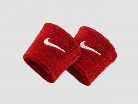 NIKE SWOOSH Tennis Wristbands NNN04601OS