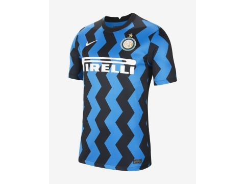 NIKE TEAM  JERSEY INTER 2020/2021 STADIUM HOME MAN