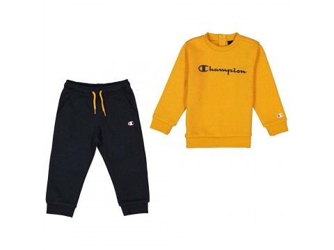 Champion Fleece Crewneck Suit Infant/Kids 305420-OS033
