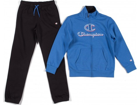 Champion Full Zip Fleece Hoodie Boy 305427-BS119