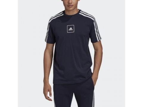 T-shirt adidas Performance 3 Stripes Uomo FS4306