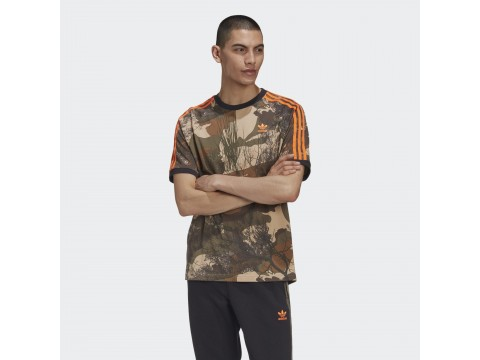 Adidas Originals T-Shirt Camo Uomo GD5950