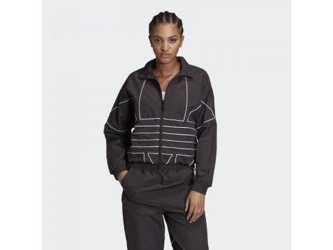 Giacca a vento adidas Originals nera Donna GD2416
