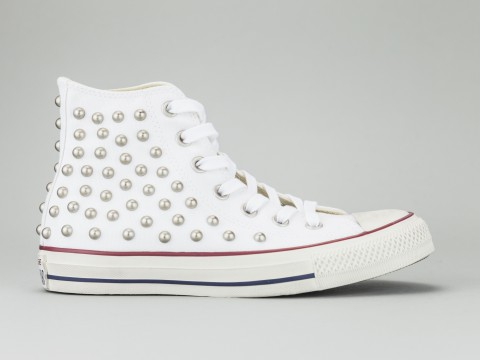 CONVERSE ALL STAR STUDS HI Uomo e Donna 160959C