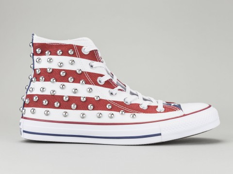 CONVERSE ALL STAR STUDS HI Man and Woman 160994C