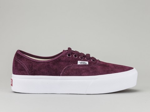 Vans Authentic Platform 2.0 Woman VN0A3AV8S3N