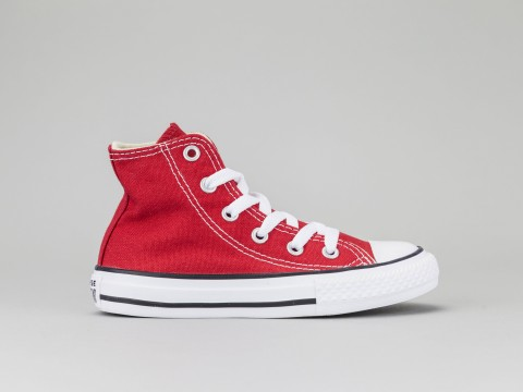 CONVERSE CHUCK TAYLOR ALL STAR HI Child, boy and Girl 3J232C