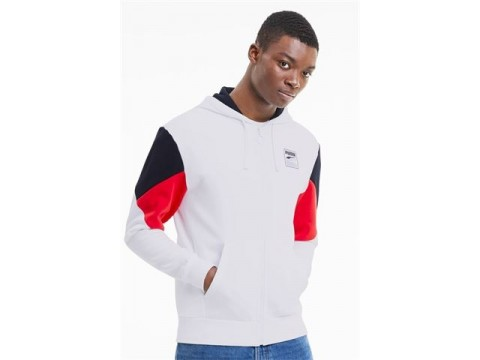 Puma Felpa Rebel Full Zip Uomo 583496 02