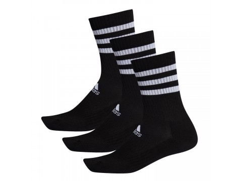 Adidas Performance Socks 3 Stripes Iconic Cushioned Unisex DZ9347
