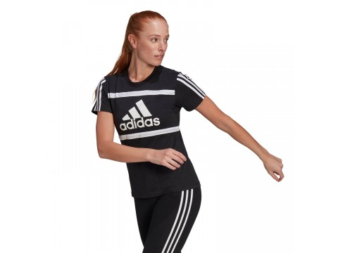 T-Shirt adidas Performance 3-Stripes Donna GM7137