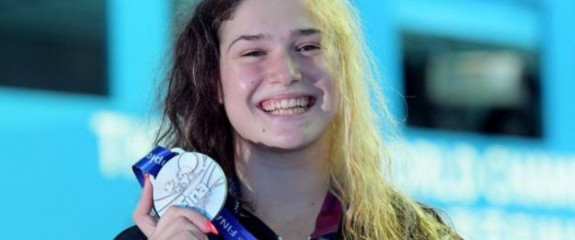 BENEDETTA PILATO: 14 YEARS, A WORLD AND MEDIA SILVER OF THE 8TH IN LICEO